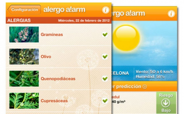 Alergo-Alarm