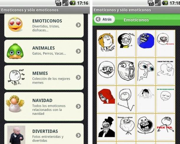 Descargar emoticonos para WhatsApp