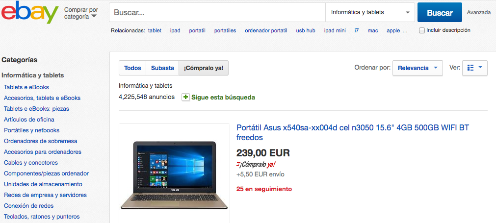 ebay-informatica