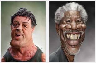 caricaturas-de-famosos