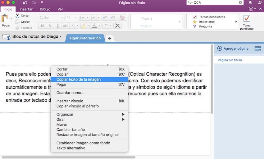 extraer-texto-imagen-onenote