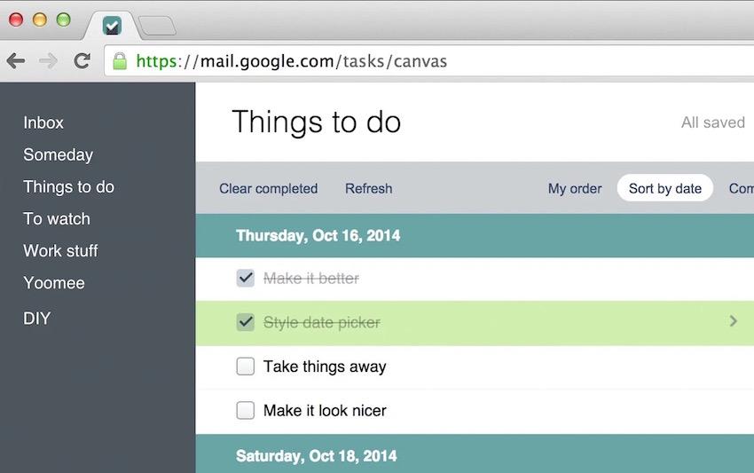 better-google-task