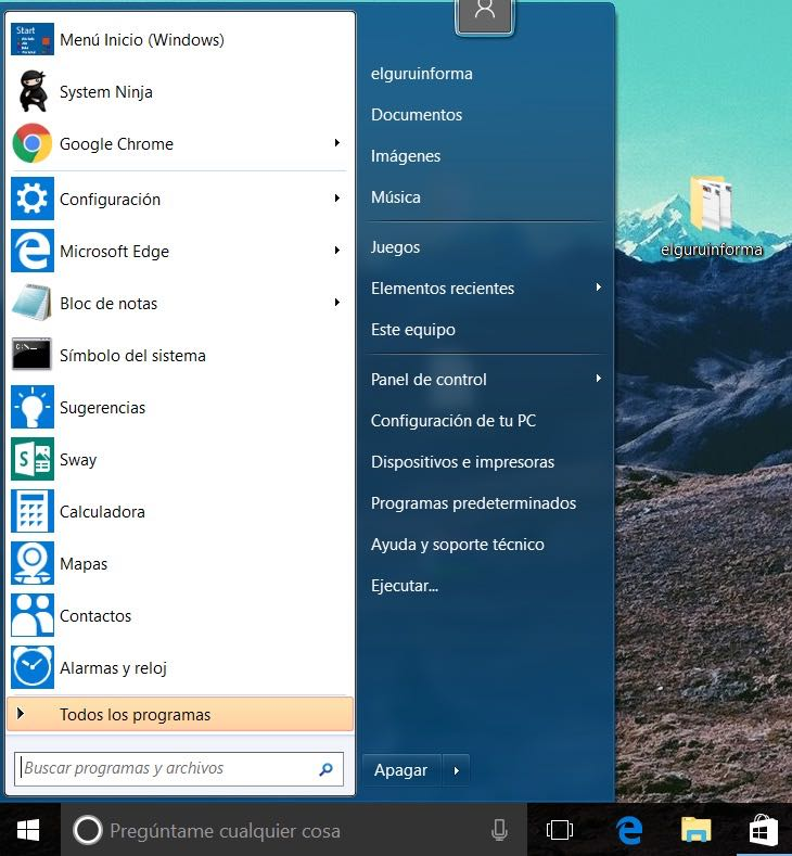 menu-Inicio-de-windows7-para-windows10