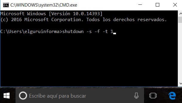 apagar-equipo-rapido-windows10