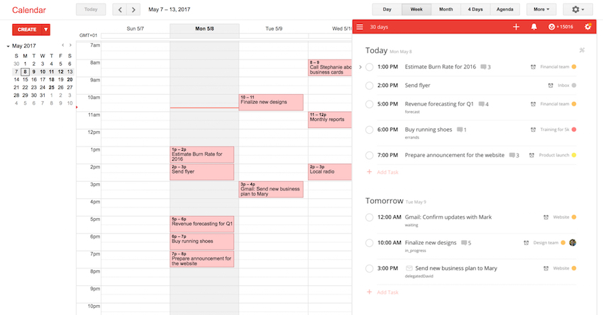 google-calendario-todoist